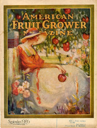 Журнал «American Fruit Grower», сентябрь 1926